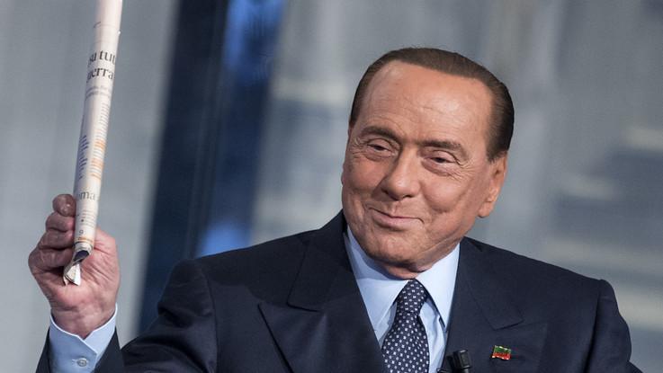 """Europee, Berlusconi: """"Salvini con il Ppe? Ci riuscirò, ho troppo talento da mediatore"""""""