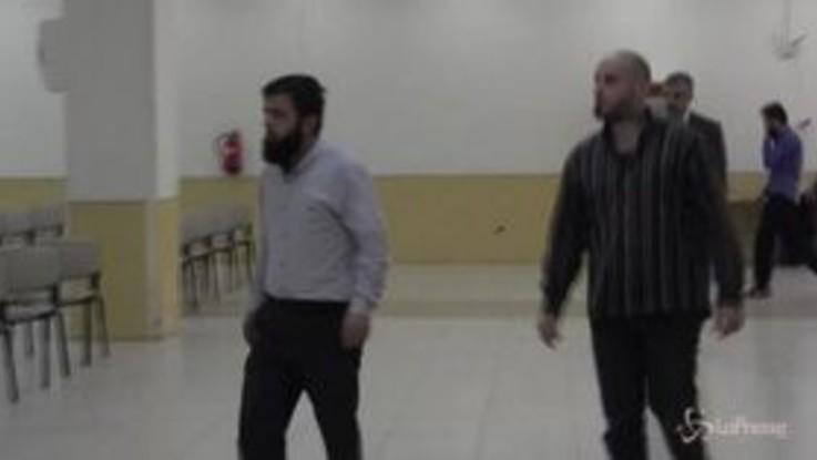 """Siria, liberato Sandrini: """"Sono stato catturato in Turchia, mi hanno drogato"""""""