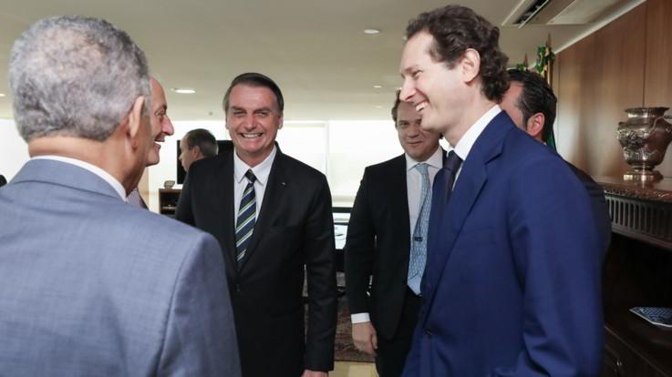 Fca investe in Brasile: 500 milioni real per impianto a Betim