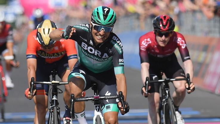 Giro d'Italia, le immagini della dodicesima tappa