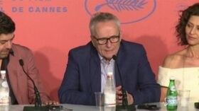 """Cannes, Bellocchio presenta """"Il Traditore"""": """"Buscetta personaggio con un carattere forte"""""""