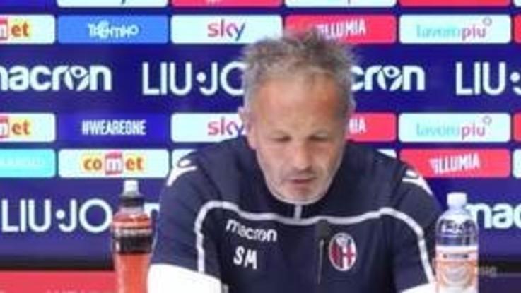 """Bologna, Mihajlovic: """"Salvezza capolavoro, ora voglio decimo posto"""""""