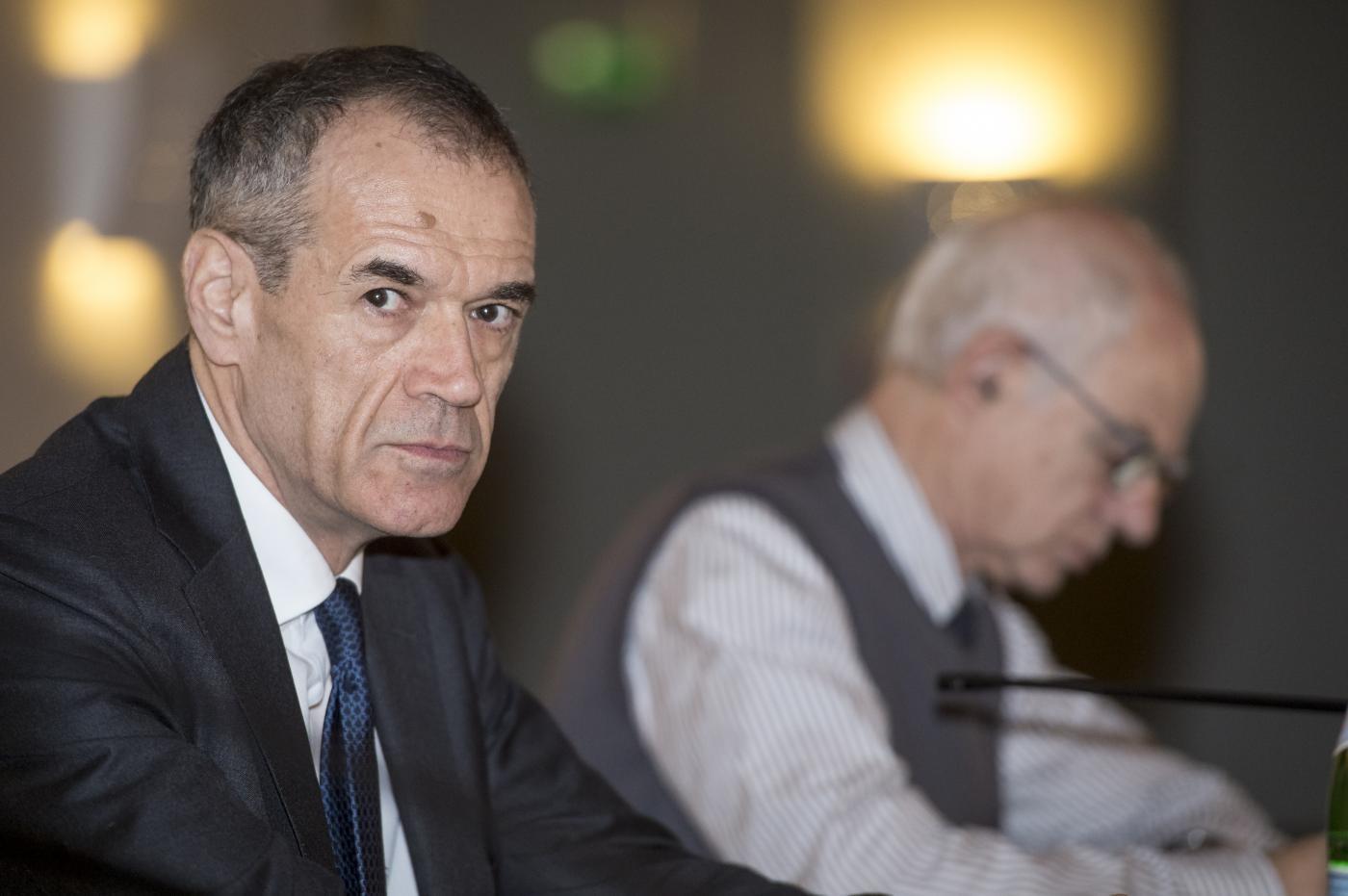"""Europee, Cottarelli: """"Governo non cadrà. Manovra? Sarà mission impossible"""""""
