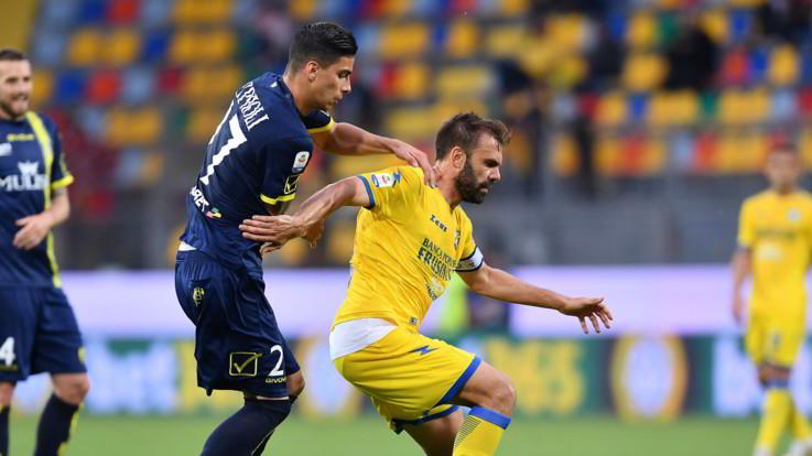 Serie A, Frosinone e Chievo salutano la Serie A: 0-0 al Benito Stirpe