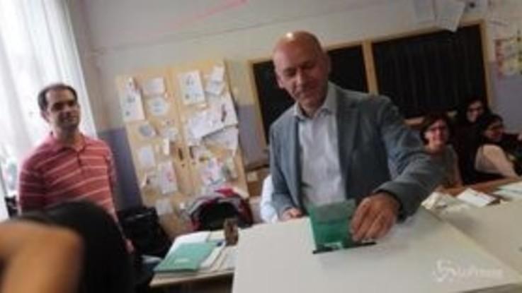 Regionali Piemonte: Giorgio Bertola al voto a Moncalieri
