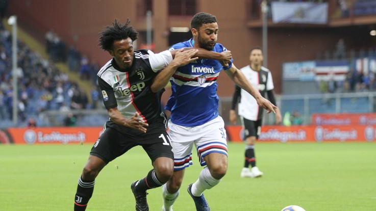 Serie A, Allegri saluta Juve con una sconfitta: Samp vince 2-0 nel finale