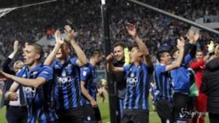 Atalanta nella storia, anche l'Inter in Champions