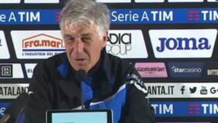 """Atalanta, Gasperini: """"La Champions? Un premio per la città, i ragazzi sono stati straordinari"""""""