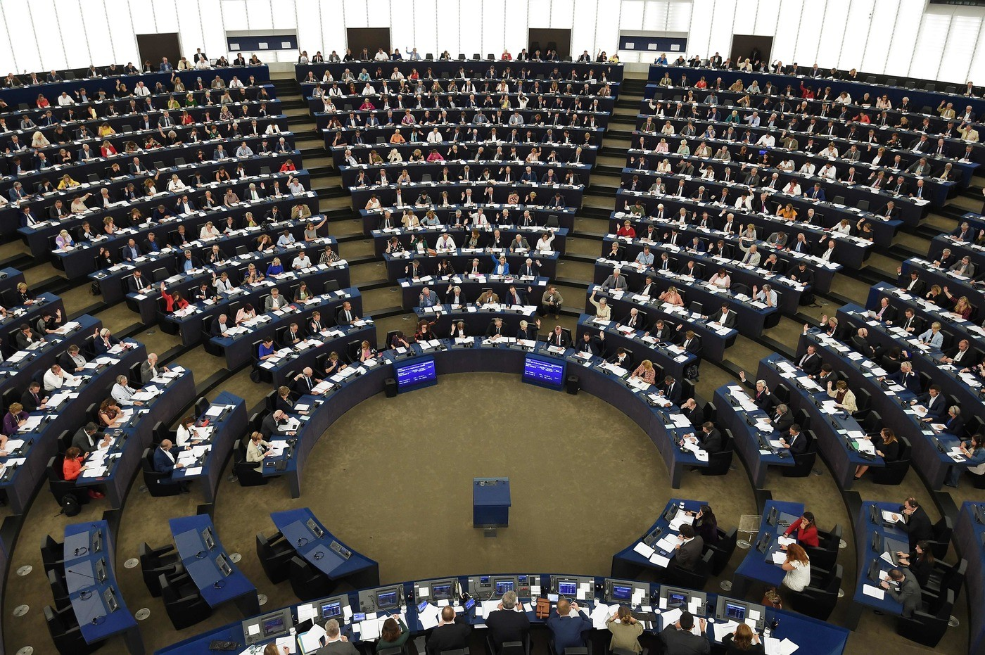 Europee 2019, il nuovo Europarlamento – Dati aggregati