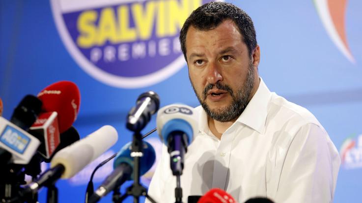 Elezioni Europee, Trionfo Lega Al 34,33%, Pd 22,69%, M5S