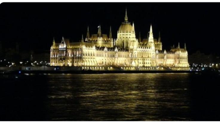 La zona del Danubio dove è avvenuta la tragedia