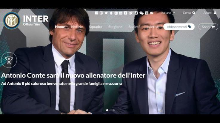 """Inter, Antonio Conte è il nuovo allenatore: """"Inizia un nuovo capitolo della mia vita"""""""