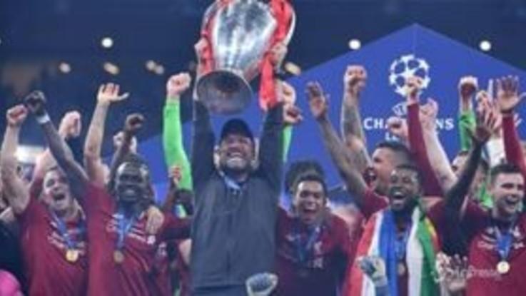 Il Liverpool vince la Champions League: Tottenham sconfitto 2-0