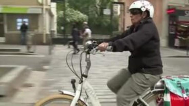 Una giornata per la bicicletta, poco usata in Italia