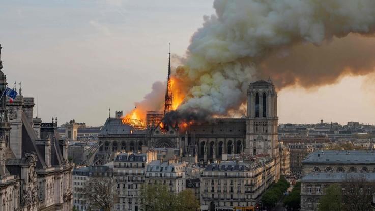 Notre-Dame, piombo nel sangue di un bimbo dopo l'incendio: test per i residenti