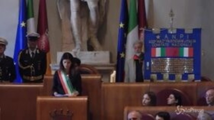 Roma, 75 anni fa la Liberazione dal nazifascismo