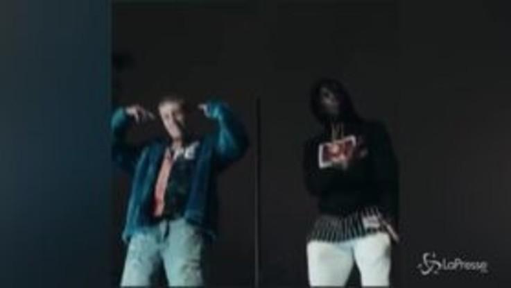 Kean, debutto nella musica trap con Boro Boro