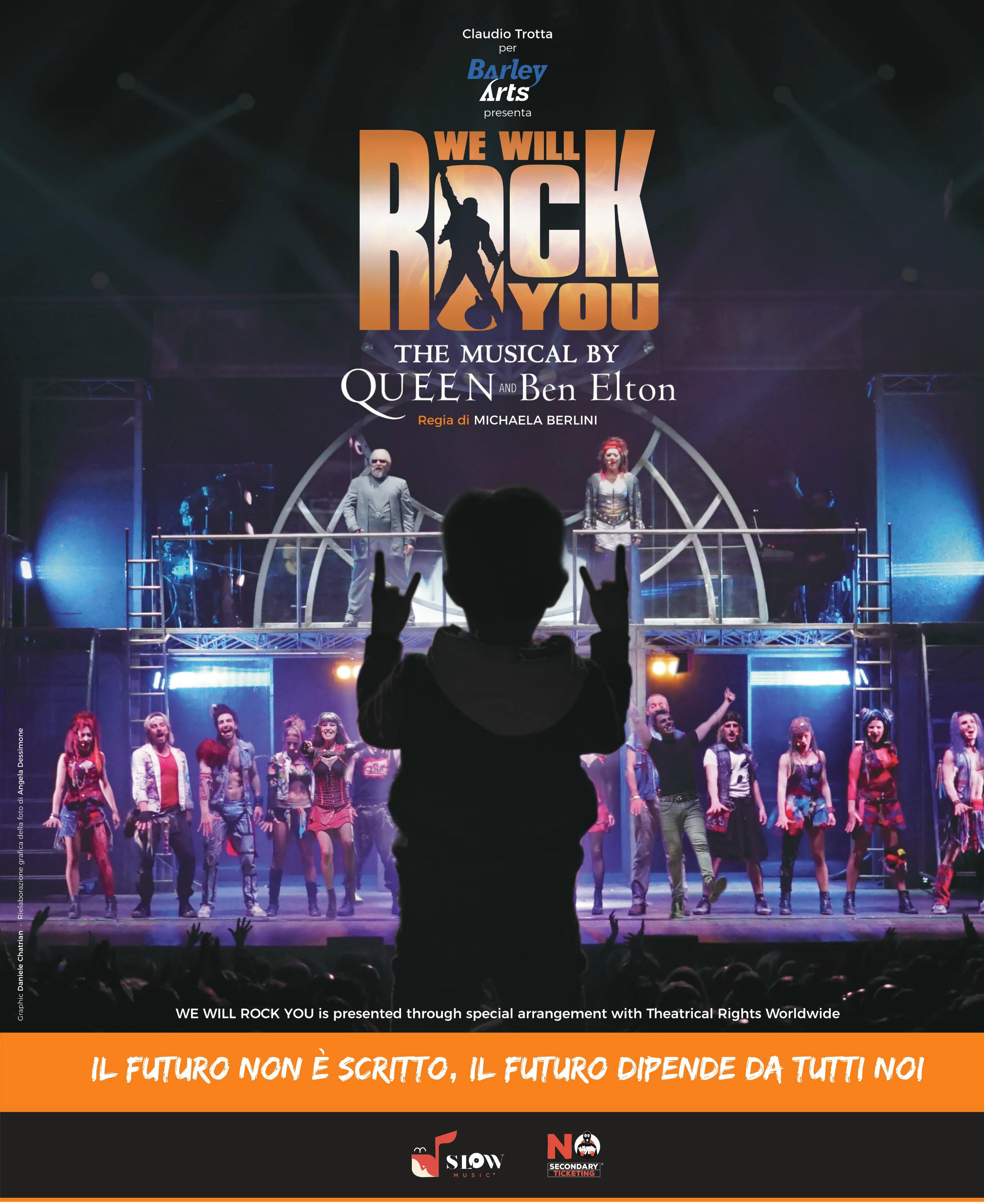 Torna nei teatri We will rock you, il musical dei Queen e Ben Elton