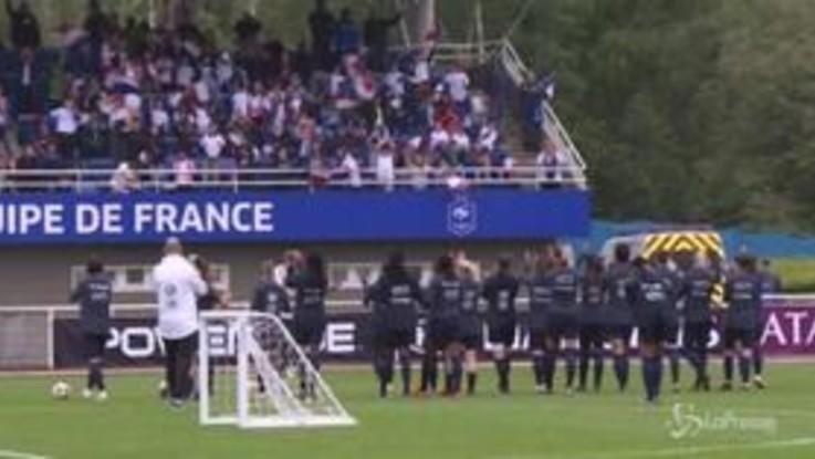 Calcio, al via i Mondiali femminili in Francia
