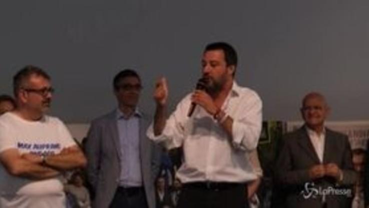 """Salvini: """"La prostituzione va regolamentata ma la priorità è tagliare le tasse"""""""