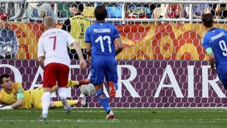 Mondiali under 20, l'Italia batte il Mali ed è in semifinale