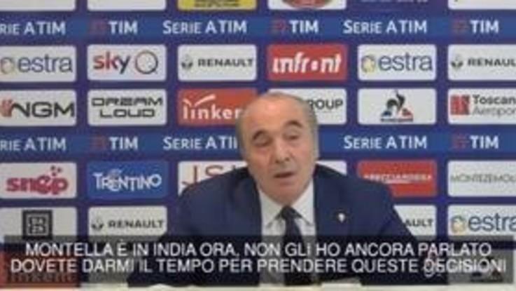 """Fiorentina, Commisso assicura: """"Non farò di Chiesa il mio Baggio"""""""