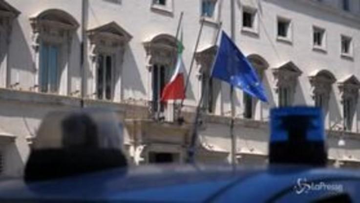 """Governo, Salvini: """"Se serve revisione del contratto io ci sono"""""""