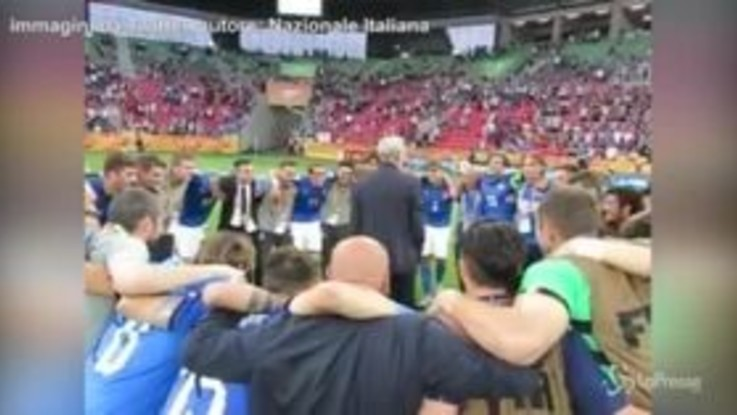 Nazionale Under 20, Azzurrini in semifinale: l'urlo della vittoria diventa virale
