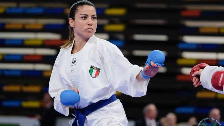 Karate, Premier League: Italia in lotta per quattro bronzi a Shanghai