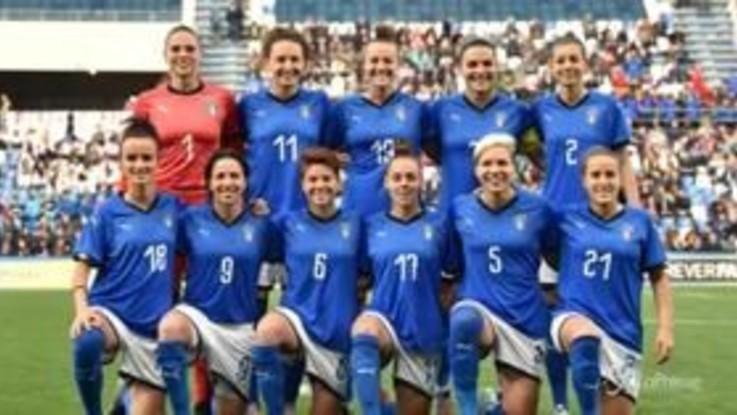 Mondiali femminili, le azzurre esordiscono contro l'Australia