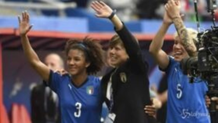 Mondiali femminili, l'Italia inizia alla grande: battuta l'Australia