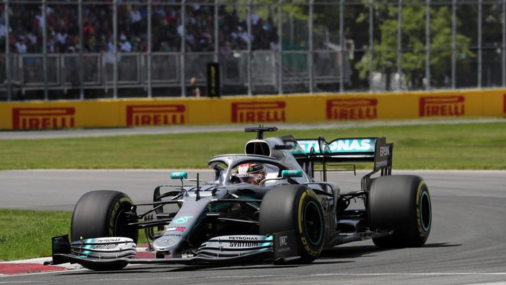 Gp Canada, vince Hamilton, Vettel penalizzato chiude secondo. Terzo Leclerc