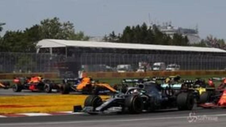 Gp Canada: vince Hamilton, Vettel penalizzato secondo. Terzo Leclerc