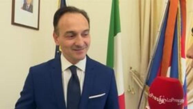 """Piemonte, Cirio: """"Entro una settimana chiudiamo la giunta. La priorità? Il lavoro"""""""