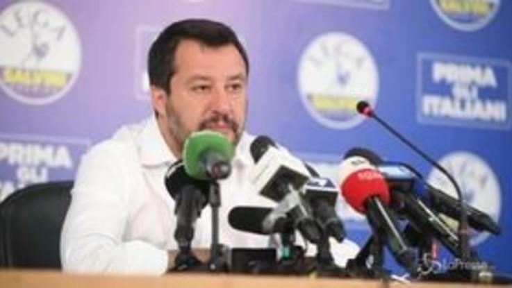 """Minibot, Salvini: """"Ai signor no dico che mi interessa il risultato"""""""