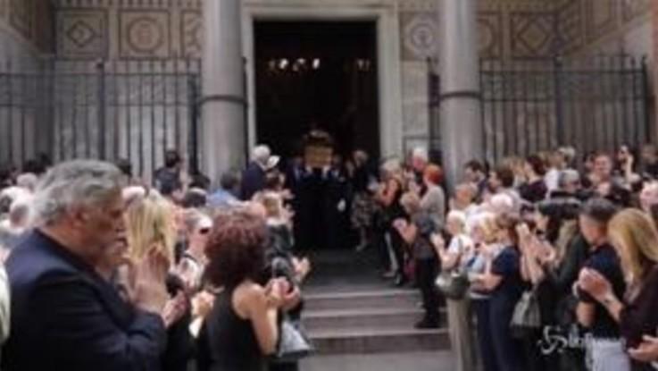 Roma, tutto il cinema italiano ai funerali di Pietro Coccia