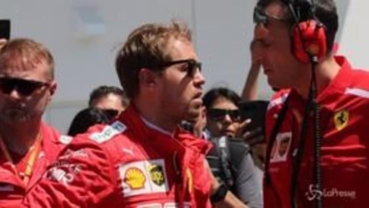 Gp Canada, Ferrari pronta al ricorso per Vettel