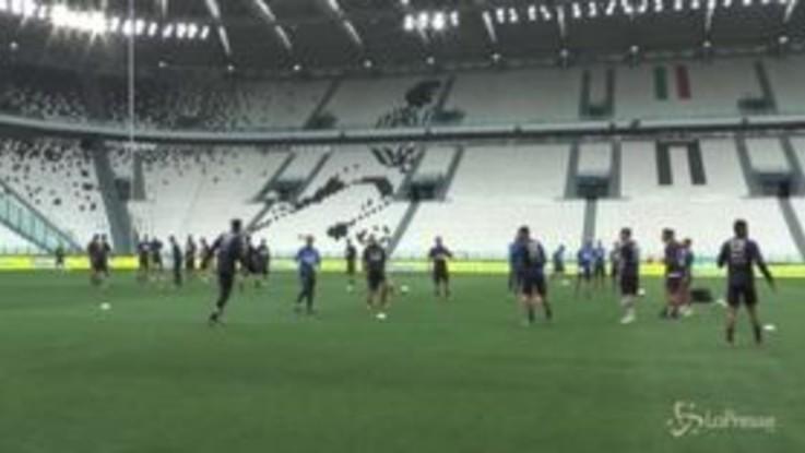 Euro 2020, Azzurri allo Stadium contro la Bosnia