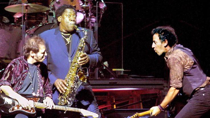 Clarence Clemons, in arrivo il film sul leggendario sassofonista di Springsteen