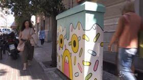 Atene, centraline telefoniche a regola d'arte
