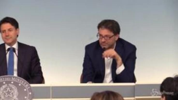 """Giorgetti guarda l'Under 20 in conferenza stampa: """"Sono 0-0 per quelli come Fantozzi senza la radiolina..."""""""