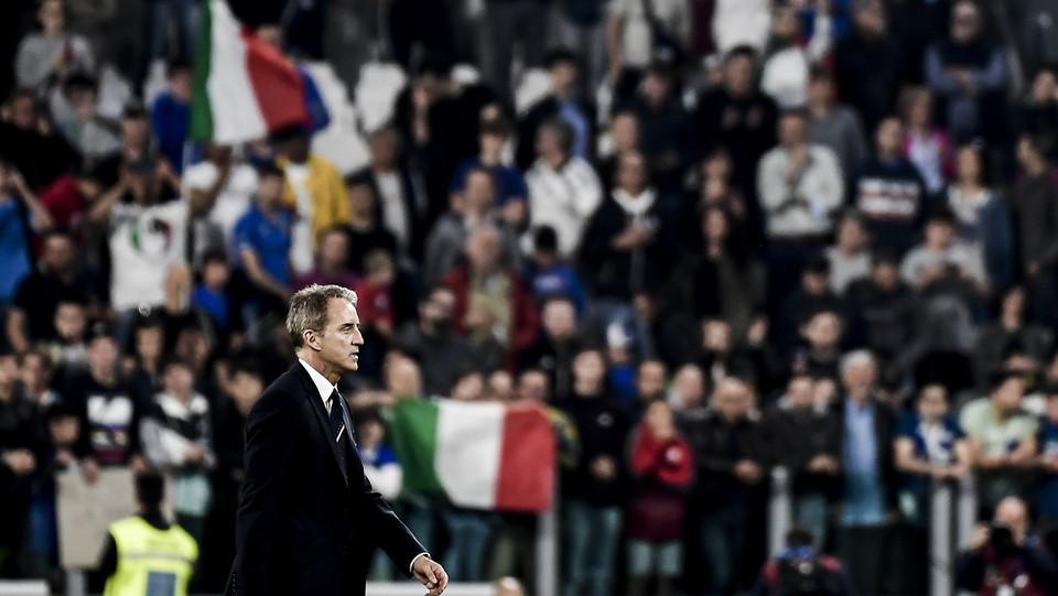 Roberto Mancini, un'altra vittoria ©