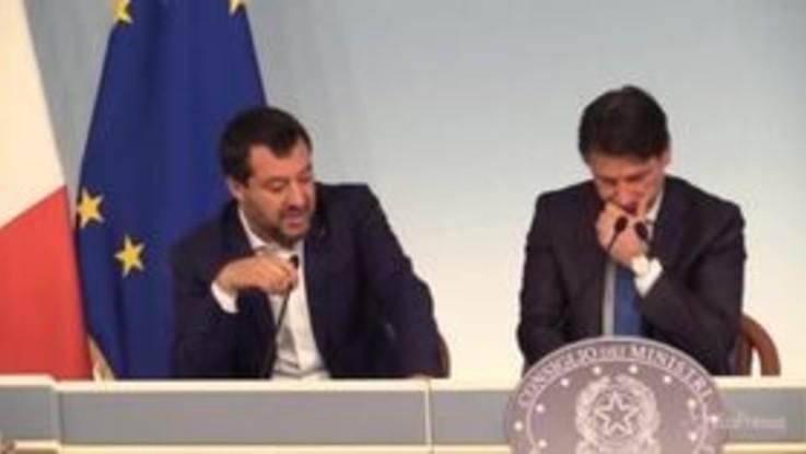 """Flat tax, Salvini: """"Dovrà essere parte fondamentale della prossima manovra"""""""
