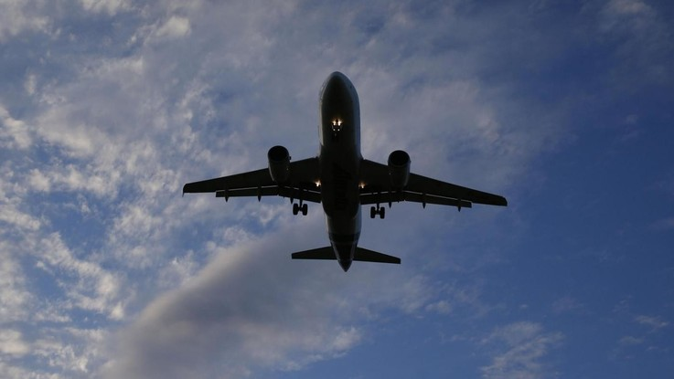 Cresce il traffico aereo in Italia. Ryanair 'vola', Fiumicino resta leader