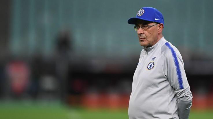 Chelsea, ultimo tentativo per convincere Sarri a restare