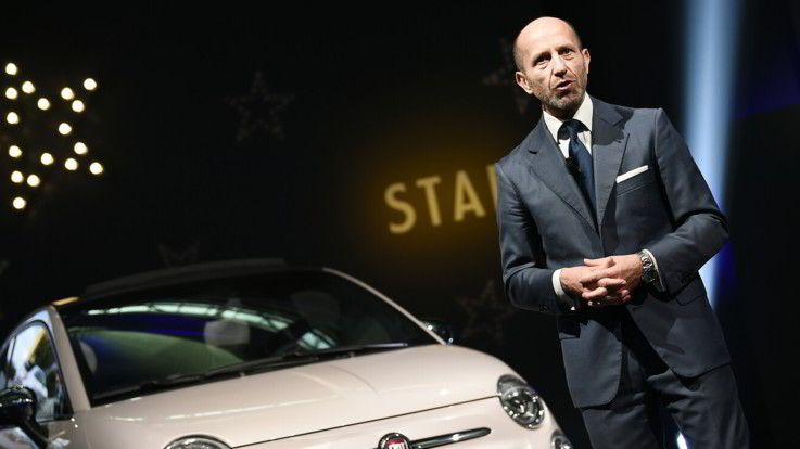 Presentate al Centro Stile FCA le nuove FIAT 500 Star e Rockstar