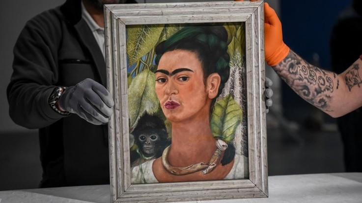Sulle tracce della voce di Frida Kahlo: trovato audio degli anni '50