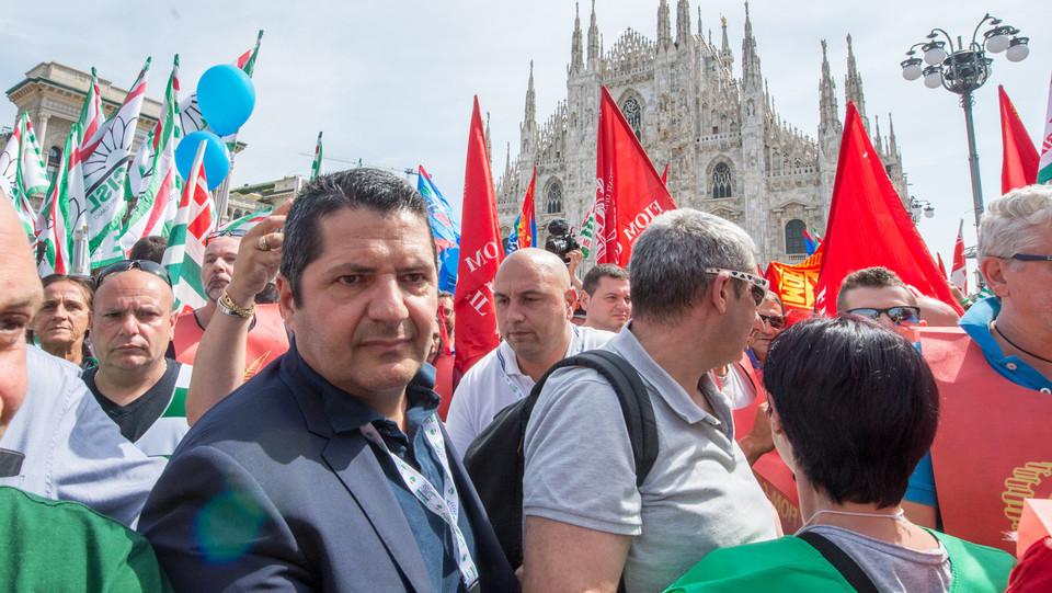 Marco Bentivogli (Fim) ©