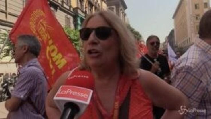 """Caso Whirlpool, Francesca Re David: """"La mossa di Di Maio non basta"""""""
