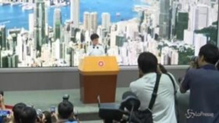 Hong Kong cede alla piazza: sospesa la legge sulle estradizioni